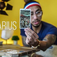 "AQUARIUS - YOU HAVE TO TAKE A CHANCE"" JUNE 2020 MONTHLY TAROT READING"