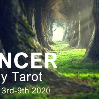 "CANCER WEEKLY TAROT  ""NEW BEGINNINGS CANCER!""  February 3rd-9th 2020"