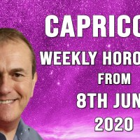 Capricorn Weekly Horoscope from 8th June 2020