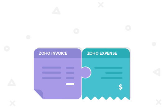 Zoho Expense   Zoho Invoice Integration Integrated by default