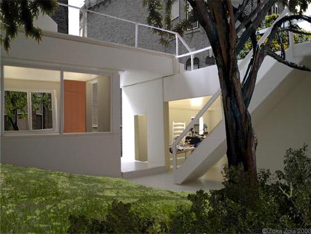 Zero Energy Home Design By Zoka Zola Architects