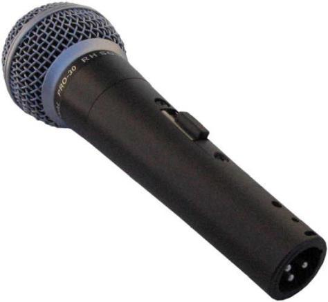 Mikrofonok + Tartozékok