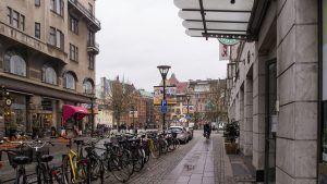 De bares. Malmö, ciudad sueca ubicada al sur del país, en Escania.
