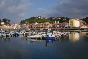 Puerto deportivo de Ribadesella
