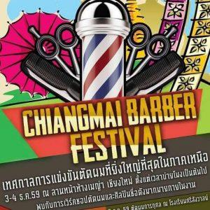 Chiang Mai Barber Festival