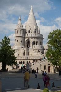 Bastion des Pêcheurs, Halászbástya, Budapest