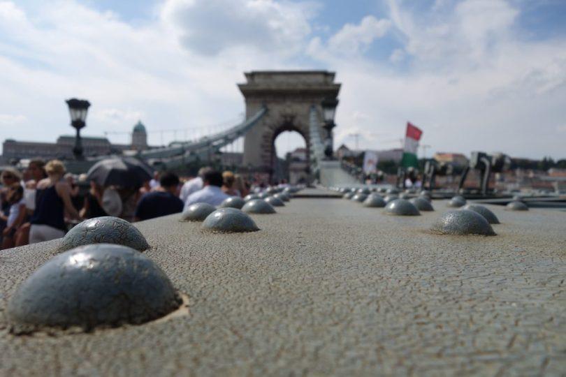 Pont des Chaînes, Budapest - Széchenyi Lánchíd.