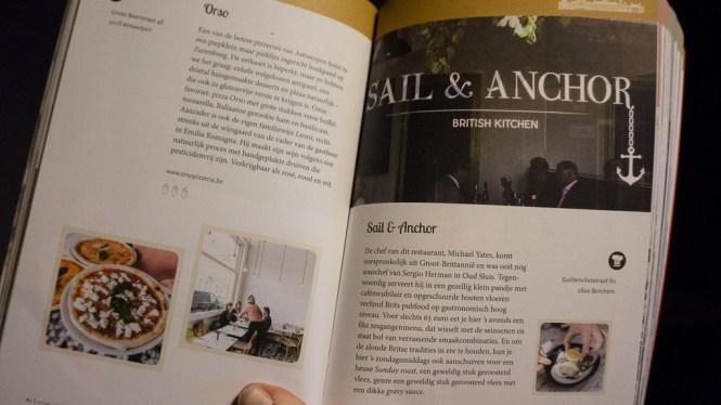 Sail & Anchor - culitip in Berchem