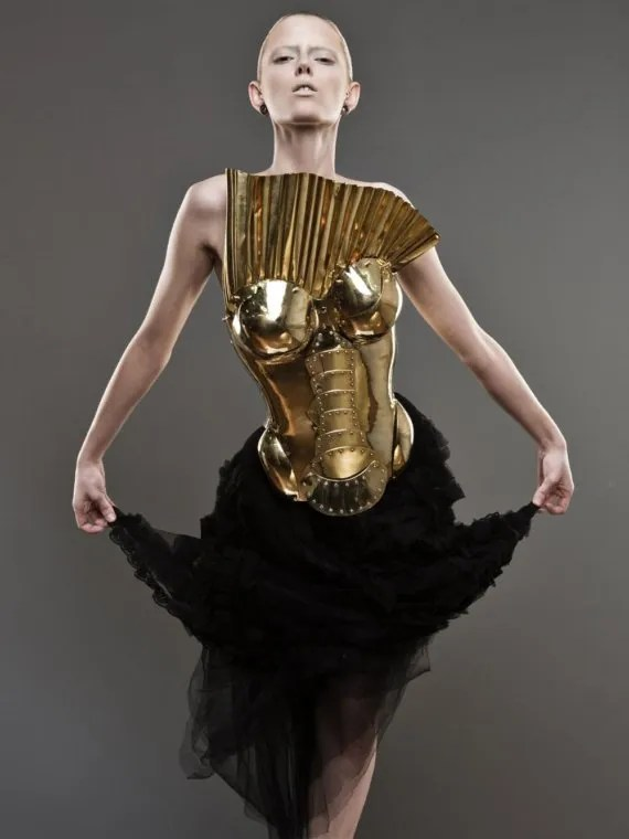 Metal Couture by Manuel Albarran