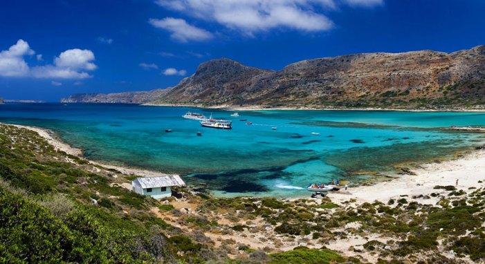 Crete -- land of antiquities