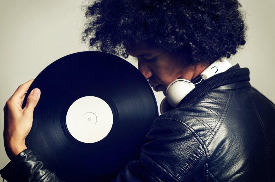 DJ-with-Vinyl