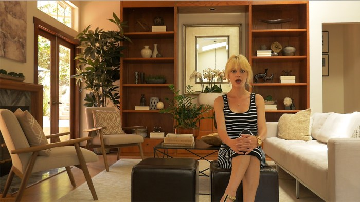 JULY 2015   The O.D.D. ROOM film - Pictured:  Laura