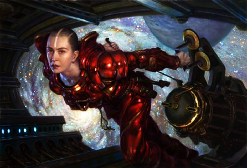 AUGUST 2014   Science Fiction Masters