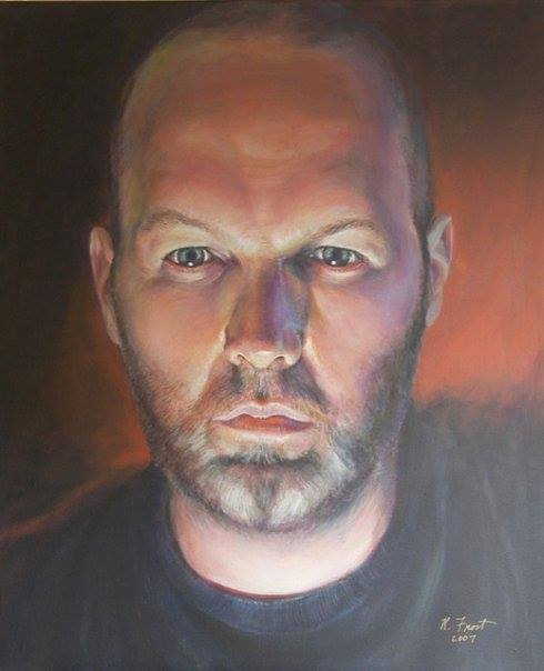 Fred Durst by Richard Frost