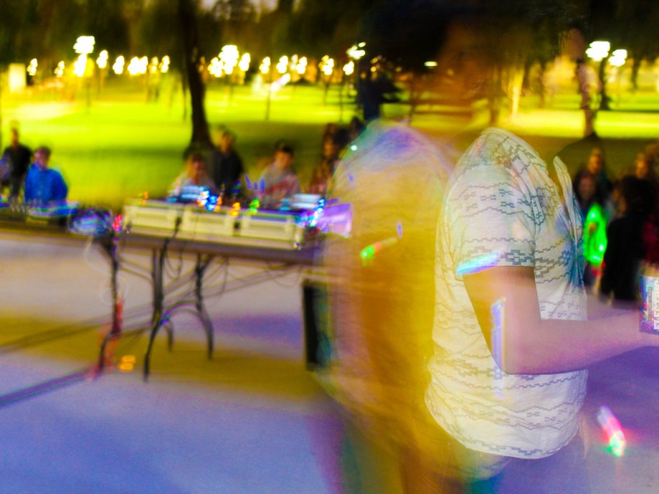 """Ayodeji owolabi -- """"Live DJ"""""""