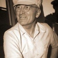 Harry S. Truman - U.S. President (May 8, 1884 – December 26, 1972) – Lived 32,373 days ( 88 years, 7 months, 18 days excluding the end date) or 2,797,027,200 seconds - 46,617,120 minutes - 776,952 hours - 4624 weeks and 5 days