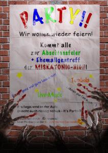 MIskatonic Poster