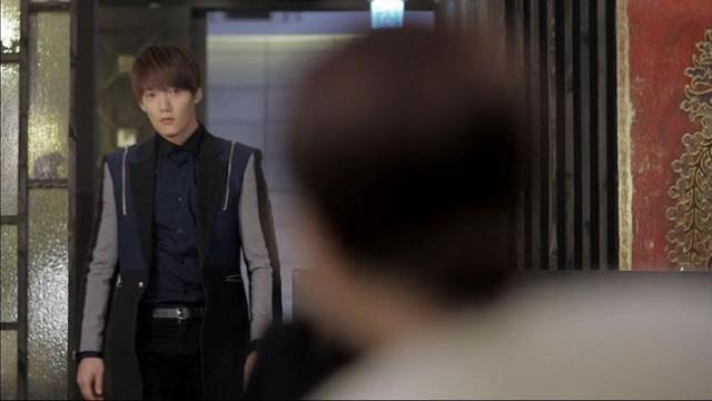 Oh Chang Min's jacket