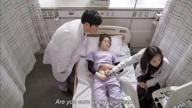 Shim Ji Hye - Are you sure you're pregnant