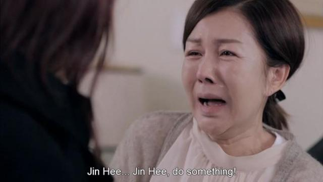 Yoon Sung Sook - Jin Hee Jin Hee do something