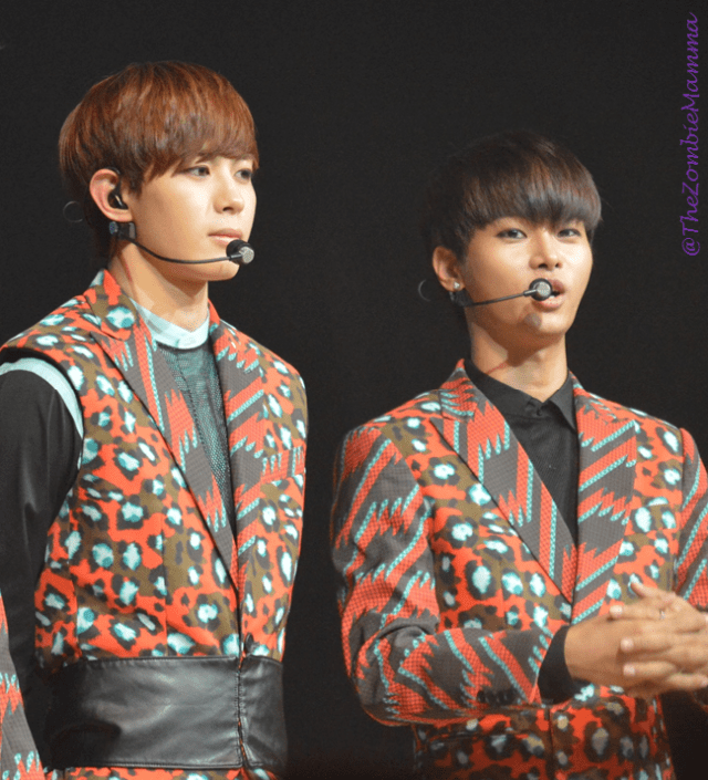 Hongbin and N