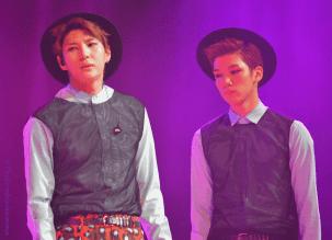 Leo and Hyuk
