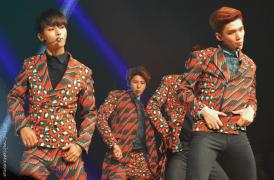 N, Leo, Hyuk 1