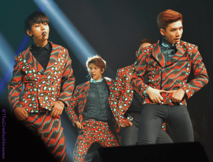 N, Leo, Ravi, Hyuk