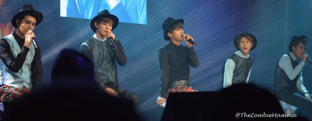 Ken, Hongbin, N, Leo, Hyuk 1