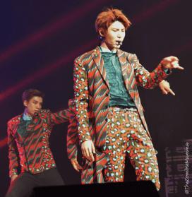 Leo, Hyuk and N 2