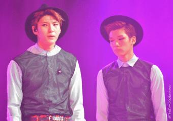 Leo and Hyuk 4
