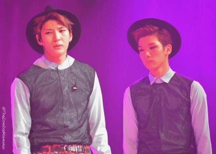 Leo and Hyuk 6