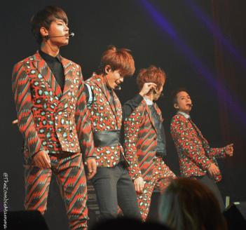 N, Hongbin, Leo, Ravi 2