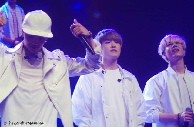 Jackson, Youngjae, Yugyeom 1