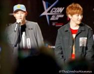 Jooheon and IM