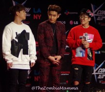 Kyung, BBomb and Taeil 1