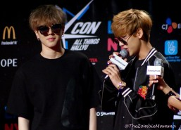 Yugyeom and BamBam 1