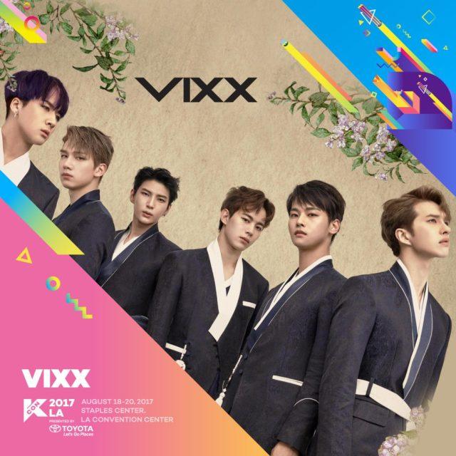 VIXX Joins KCON 2017 LA Line-Up – Zombie Mamma