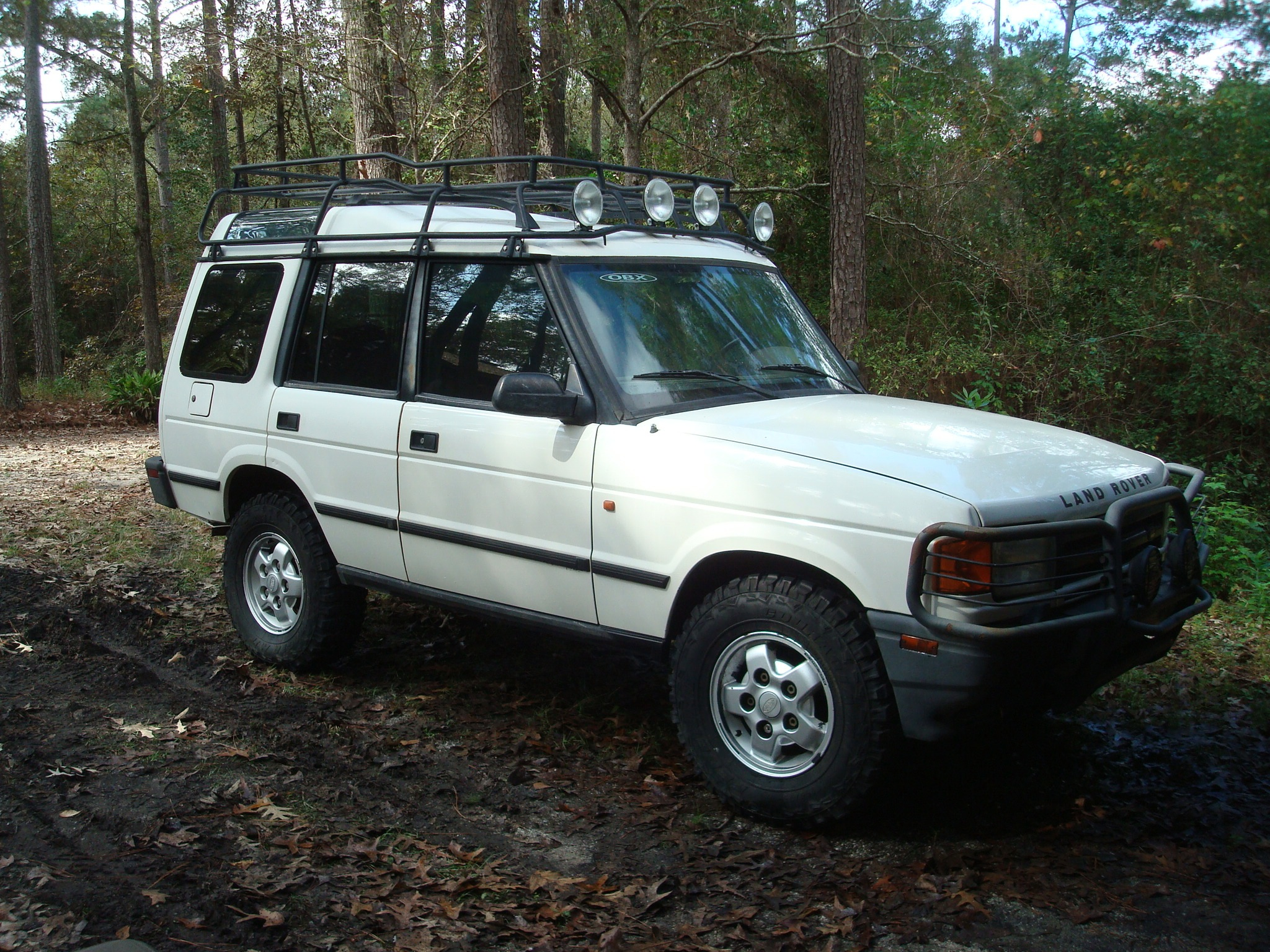 1995 Land Rover Discovery 300Tdi R380 5 speed – DIY or we build