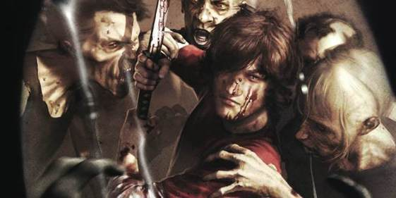 Zombie Series 'Rot & Ruin' Makes Its Comic Book Debut In September