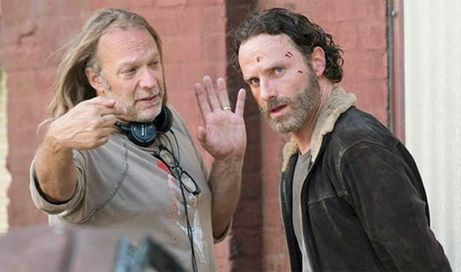 'The Walking Dead' Season 5 Will Have A New Type Of Walker