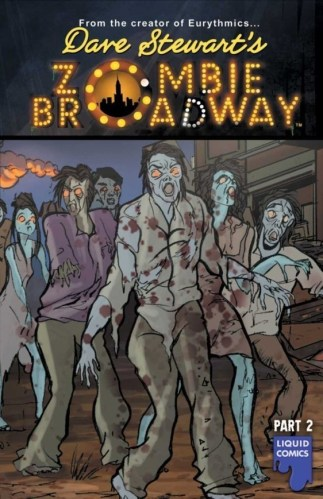 'Zombie Broadway' Pushing Forward To Become A Live Show