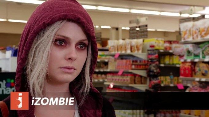 DC Comic's 'iZombie' Coming to CW: First Look Trailer