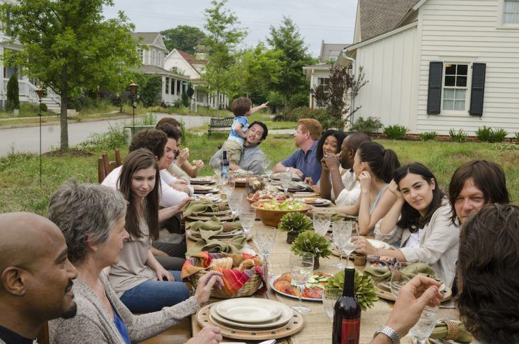 Ruminations on THE WALKING DEAD Season Seven Premiere