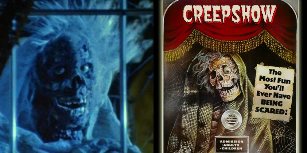 CREEPSHOW crashes THE WALKING DEAD