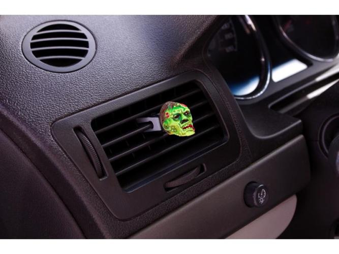 The Search For the Zombie Air-Fresheners