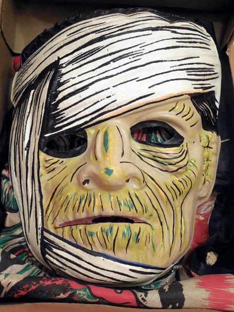 Ben Cooper The Mummy Halloween Costume From Zombos Closet