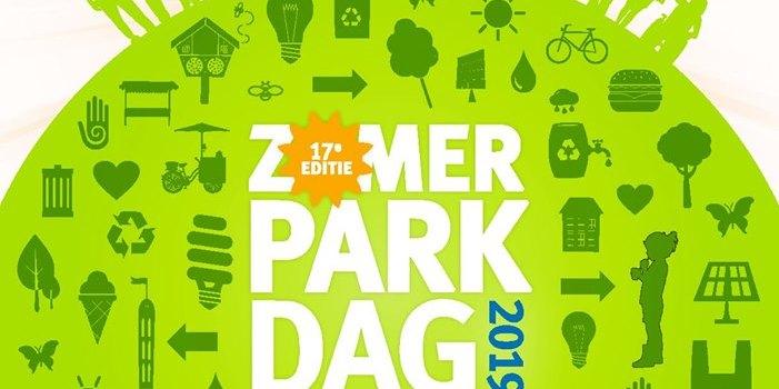 Posters zomerparkdag