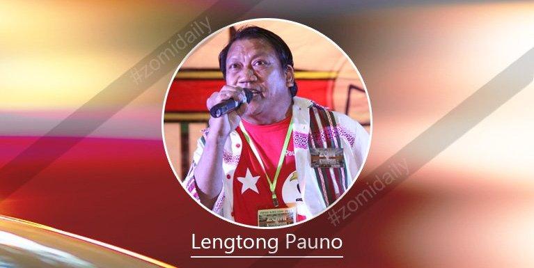 Lasate' aading (kamuhbattan- deihsakna) ~ Lengtong Pauno