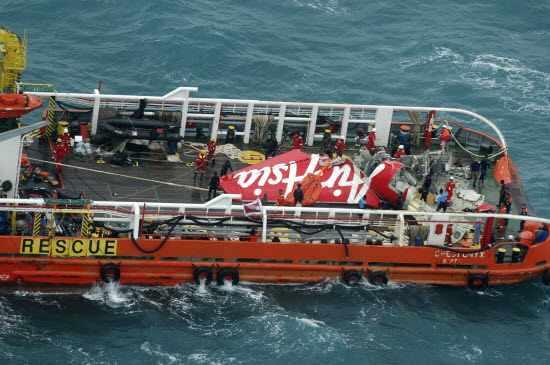 AirAsia QZ8501 amei aki puaklaitak